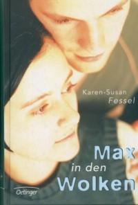 Max in den wolken - okładka książki