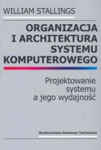 Organizacja i architektura systemu komputerowego - okładka książki