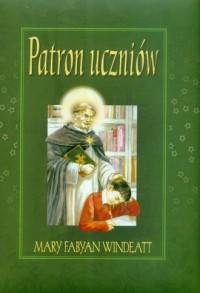 Patron uczniów - okładka książki