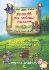 Podróż do leśnej krainy - okładka książki