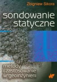 Sondowanie statyczne metody i zastosowanie - okładka książki