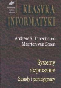 Systemy rozproszone. Zasady i paradygmaty - okładka książki