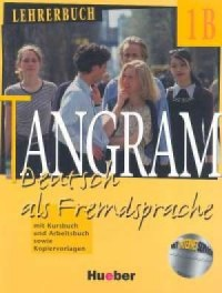 Tangram 1B. Książka nauczyciela - okładka książki