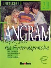Tangram 2B. Książka nauczyciela - okładka książki
