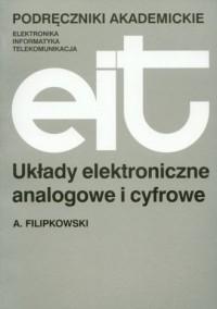 Układy elektroniczne analogowe i cyfrowe - okładka książki