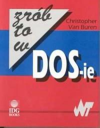 Zrób to w DOS-ie - okładka książki