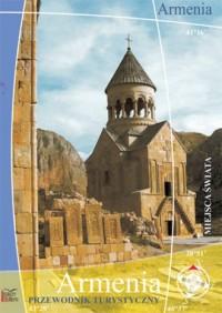 Armenia przewodnik turystyczny - okładka książki