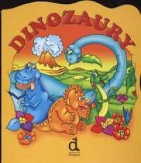 Dinozaury - okładka książki