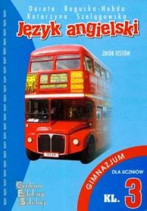 Język angielski. Zbiór testów. - okładka podręcznika