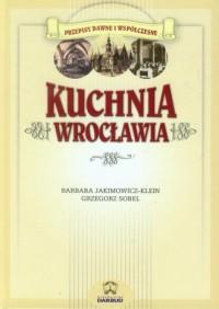 Kuchnia Wrocławia - okładka książki