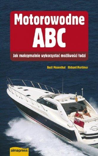 Motorowodne ABC - okładka książki