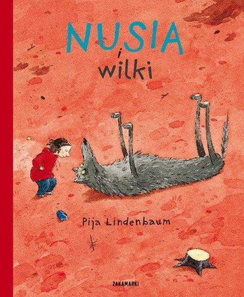 Nusia i wilki - okładka książki