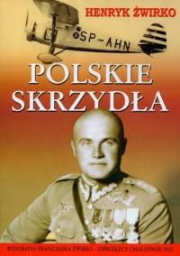 Polskie skrzydła - okładka książki