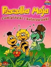 Pszczółka Maja 2. Łamigłówki i - okładka książki