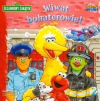 Sezamkowy Zakątek cz. 2. Wiwat - okładka książki