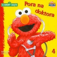 Sezamkowy Zakątek cz. 4. Pora na - okładka książki