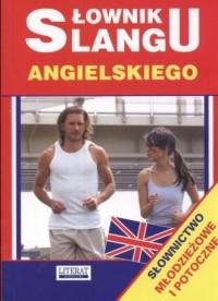 Słownik slangu angielskiego - okładka książki