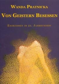 Von Geistern Besessen - okładka książki