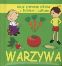 Warzywa. Moje pierwsze słówka z - okładka książki