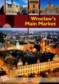 Wrocławski Rynek - okładka książki