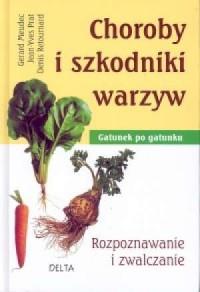 Choroby i szkodniki warzyw - okładka książki