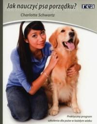 Jak nauczyć psa porządku? - okładka książki