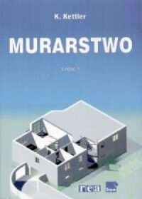 Murarstwo cz.1 - okładka podręcznika