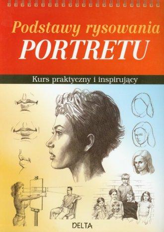 Podstawy rysowania portretu. Kurs - okładka książki