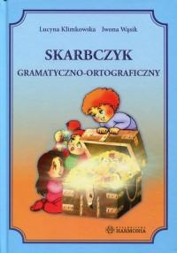 Skarbczyk gramatyczno-ortograficzny - okładka książki