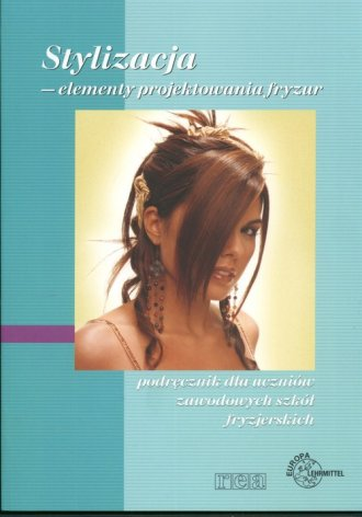 Stylizacja - elementy projektowania - okładka podręcznika