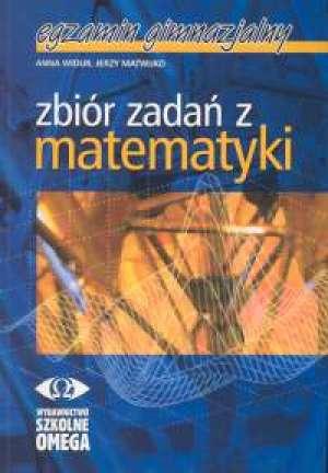 Zbiór zadań z matematyki - okładka książki