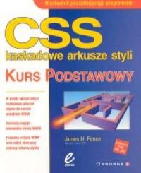 CSS. Kaskadowe arkusze styli. Kurs podstawowy - okładka książki