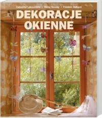 Dekoracje okienne - okładka książki