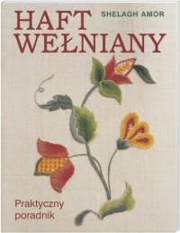Haft wełniany - okładka książki