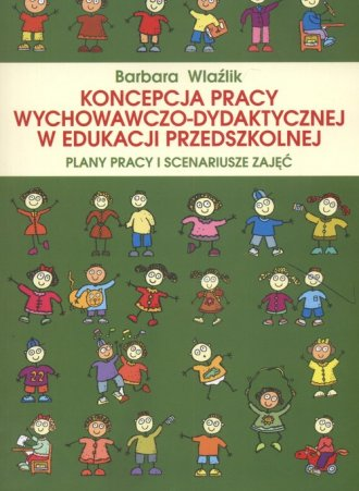 Koncepcja pracy wychowawczo-dydaktycznej - okładka książki