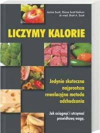 Liczymy kalorie - okładka książki