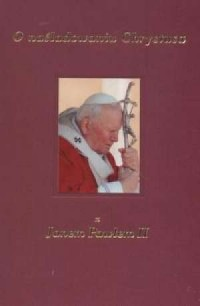 O naśladowaniu Chrystusa z Janem Pawłem II - okładka książki