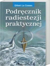 Podręcznik radiestezji praktycznej - okładka książki