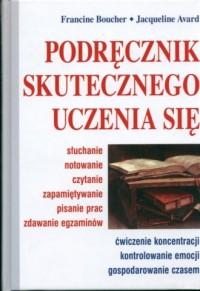 Podręcznik skutecznego uczenia się - okładka książki