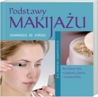 Podstawy makijażu - okładka książki