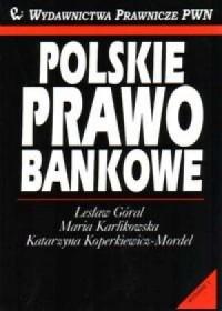 Polskie prawo bankowe - okładka książki