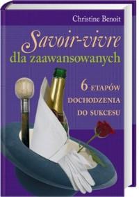 Savoir-vivre dla zaawansowanych - okładka książki