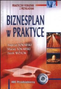 Biznesplan w praktyce - okładka książki