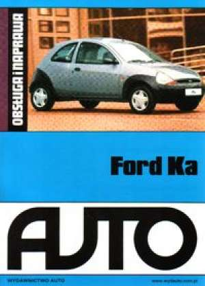 Ford Ka - okładka książki