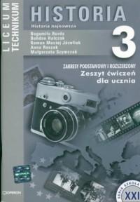 Historia. Historia najnowsza. Zeszyt - okładka podręcznika