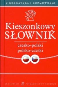 Kieszonkowy słownik czesko-polski / polsko-czeski - okładka książki