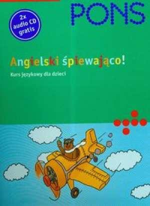 Pons. Angielski śpiewająco! (+ - okładka podręcznika
