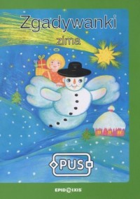 Zgadywanki zima - okładka podręcznika