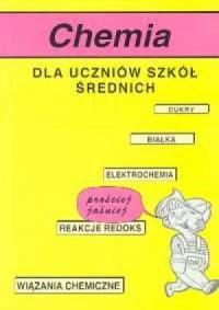 Chemia dla uczniów szkół średnich - okładka podręcznika