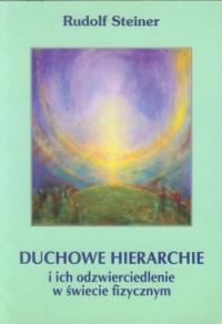 Duchowe hierachie i ich odzwierciedlenie - okładka książki